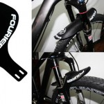 FOURIERS-Bike-Bicycle-MTB-Quick-Release-Mudguard-Front-Fork-Rear-Fender-PP-6-color-27g-19g